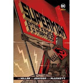 Superman Entre A Foice E O Martelo Lacrado Mark Millar