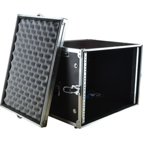 Hard Case Rack Periféricos E Potencia 10u Pronta Entrega Pro