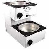 Fundidor De Cera Depily X 4 Kg. Doble Olla Profesional H6