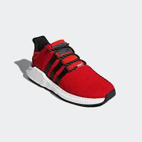 buy popular 7f086 0a10c adidas Eqt Support 93 17 Rojo -envío Gratis- Original