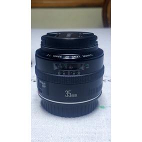 Lente Canon 35mm 2.0