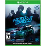 Need For Speed Para Xbox One Físico 10/10