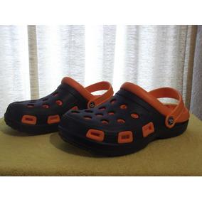 7b8d23a126a Chanclas Pantuflas Sandalias Tipo Crocs De Gran Calidad