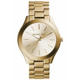 Reloj Michael Kors Dorado Original