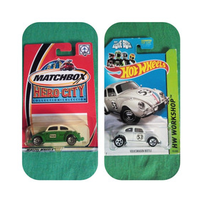 Hotwheels Y Matchbox Coleccion De 21 Volkswagen