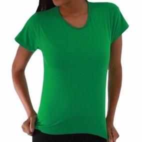 Camiseta Estampar Lisa Poliester - Camisetas Manga Curta no Mercado ... c348c2550bfb0
