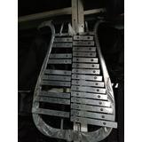 Lira Musical Metalica