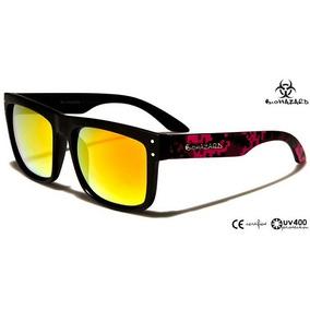 Gafas Biohazard Filtro Uv-400 Varios Colores + Obsequio