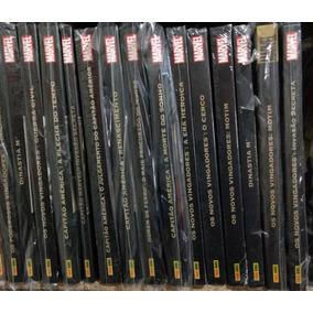 Pacote Marvel Deluxe Panini - 2 Revistas + Frete Grátis