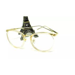 2f3d2cff1 Oculos De Grau Rosto Redondo Feminino - Óculos Dourado no Mercado ...