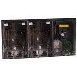bc7c8dbede9 Caixa Luz 2 Medidores Padrão Eletropaulo Enel Medição Pp