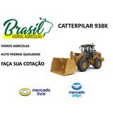 Caterpillar 938k Parabrisa Curvo Temperado