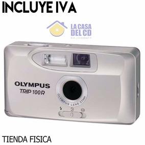 Cámara Olympus Trip 35mm, Modelo Clásico 100r