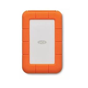 Disco Duro Lacie Rugged Thunderbolt & Usb 3.0 De 2tb