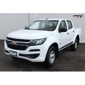 Chevrolet S-10 2.5 Doble Cabina Blanco 2017