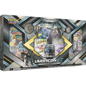 Caja Pokemon Trading Card Game Collection Premium Umbreon Gx