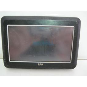Gps Bak Bk-gps4305 Não Liga Sem Conector Usb Com Bateria