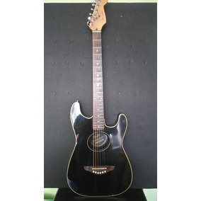 Guitarra Fender Stratoacoustic