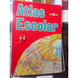 Atlas Escolar, Guia Roji, Educacion Media Basica,