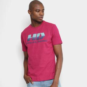Camiseta Hd Estampada Gradient Masculina