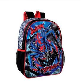 Mochila Infantil Escolar Clio Style Dark Spider