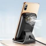 Carregador Wireless Titular Sem Fio Iphone X / 8 Plus Rock