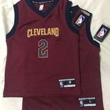 Regata Infantil - Cleveland Cavaliers (kyrie Irving) Nba b62d2aa4a71
