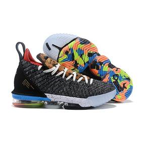 9da421817e7 Tênis Nike Lebron 16 Xvl What The Lançamento Novo C caixa