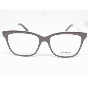 Oculos De Grau Chanel - Óculos Armações no Mercado Livre Brasil f063a07fea