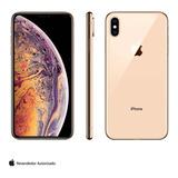 iPhone Xs Max 64 Gb Lacrado Original Apple + Nota + Capa