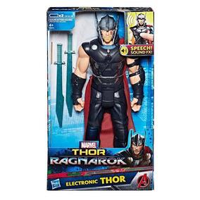 Boneco Eletrônico Thor