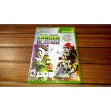 Plants Vs Zombies Garden Warfare Completo Xbox 360