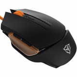 Mouse Thunderx3 Alambrico Optico Usb Tm20 Led Naranja 4000dp