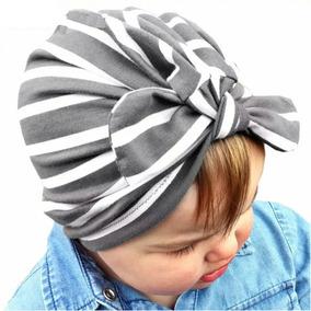 Gorro Turbante Para Bebe Niña Headwrap
