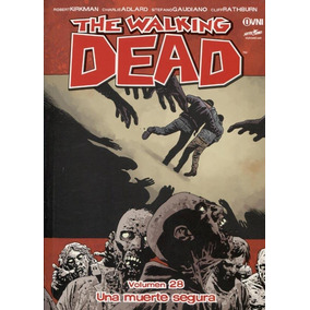 The Walking Dead - Volumen 28 - Una Muerte Segura - Kirkman