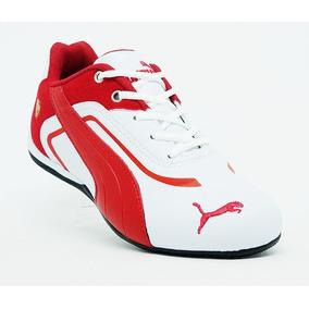 567de7e924b Tênis Puma Ferrari Vermelho - Calçados