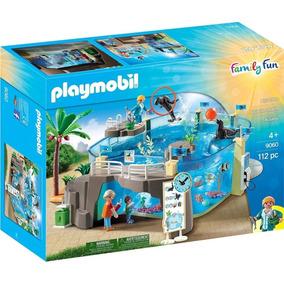 Playmobil Playset Aquario Family Fun 9060 Sunny