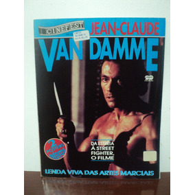Revista Poster Cinefest - Jean-claude Van Damme