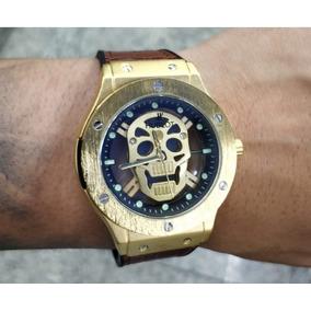 0c242b2e25b Relógio Euro Cor Cobre Hublot - Relógio Masculino no Mercado Livre ...