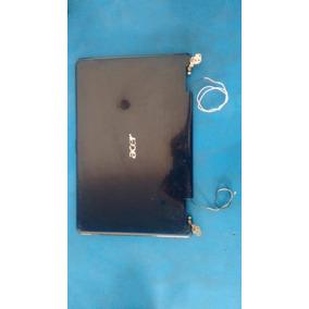 Carcaça Tela Acer Aspire 5532 Completa Com Dobradiça