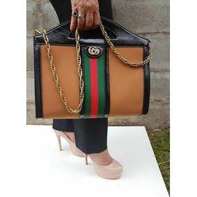 Cartera Gucci Ophidia Top Handle Gamuza Importada