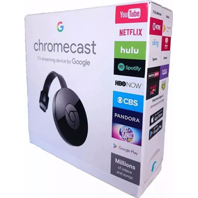 Chromecast 2 Chrome Cast Crome Hdmi 1080p Cx Original
