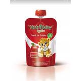 Nutribaby Papilla Organica De Manzana Pouch 24 Uds
