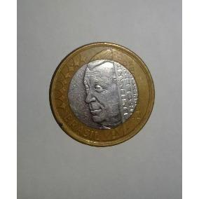 Moedas-nacionais-moedas-comemorativas-centenário Jucelino Ku