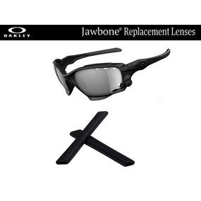 Gomas De Repuesto Para Oakley Jawbone Color Negro