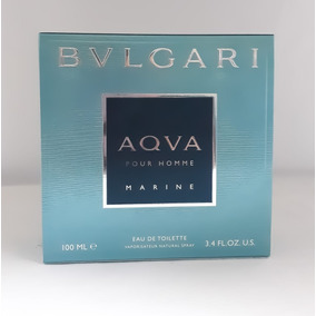 5ef0af31818 Perfume Bvlgari Aqva Marine 100ml Edt Masc + Brinde Amostra