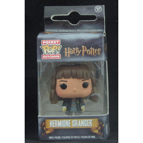 Chaveiro Hermione Granger Harry Potter Estilo Funko Pop