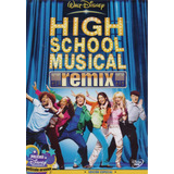 High School Musical Remix Zac Efron Pelicula Dvd