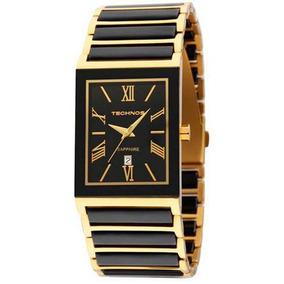 16e62be379b54 Relogio Ceramic Technos Sapphire Wr - Relógios no Mercado Livre Brasil