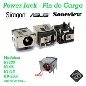 Power Jack Pin Carga Laptop Sira Soneview N1400 N1415 Nb3300